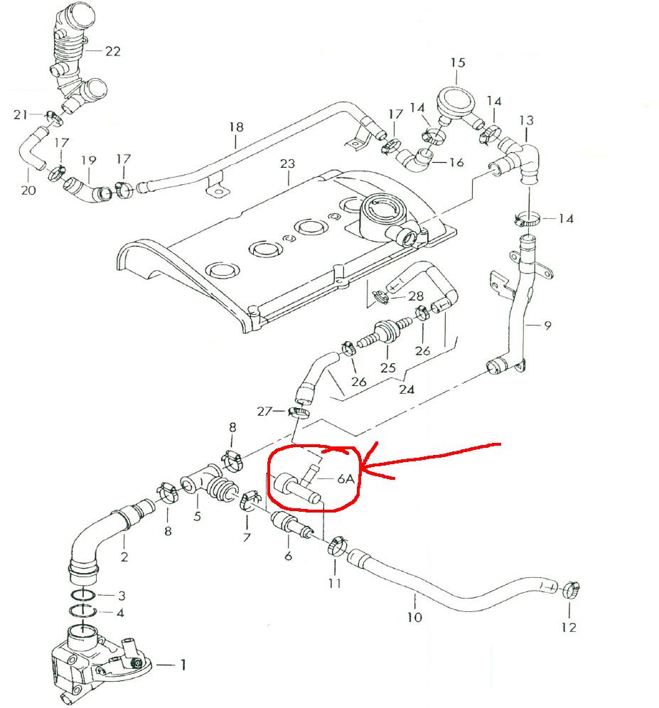 2007 audi a4 engine diagram