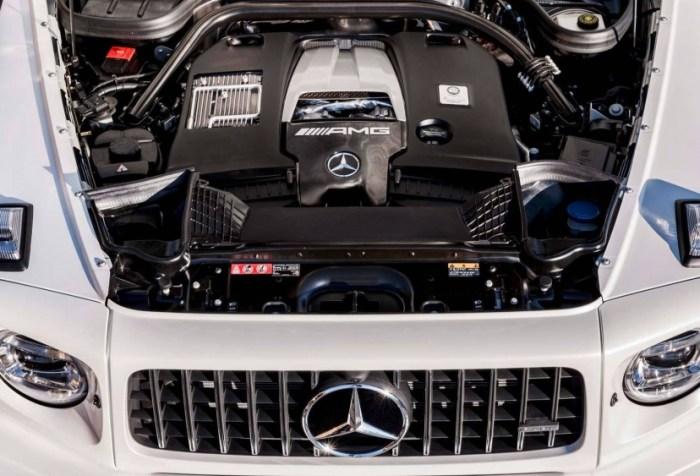 Mercedes-Benz Engine Cylinder Management