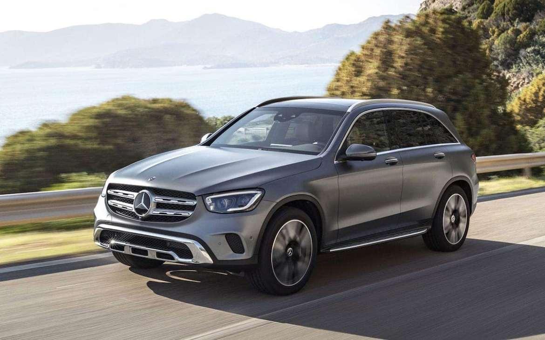 2020 Mercedes-Benz GLC SUV Greensboro