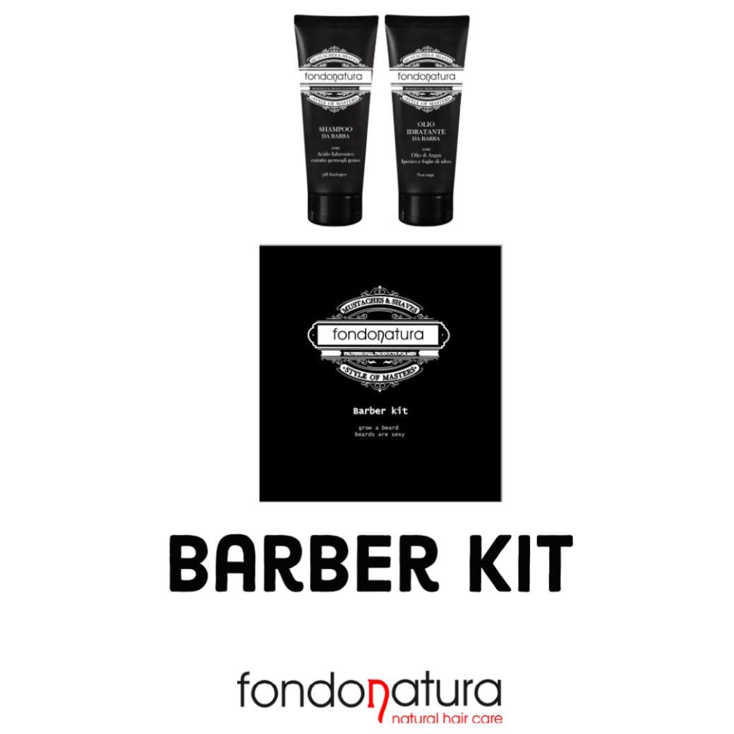 Barber Kit Fondonatura