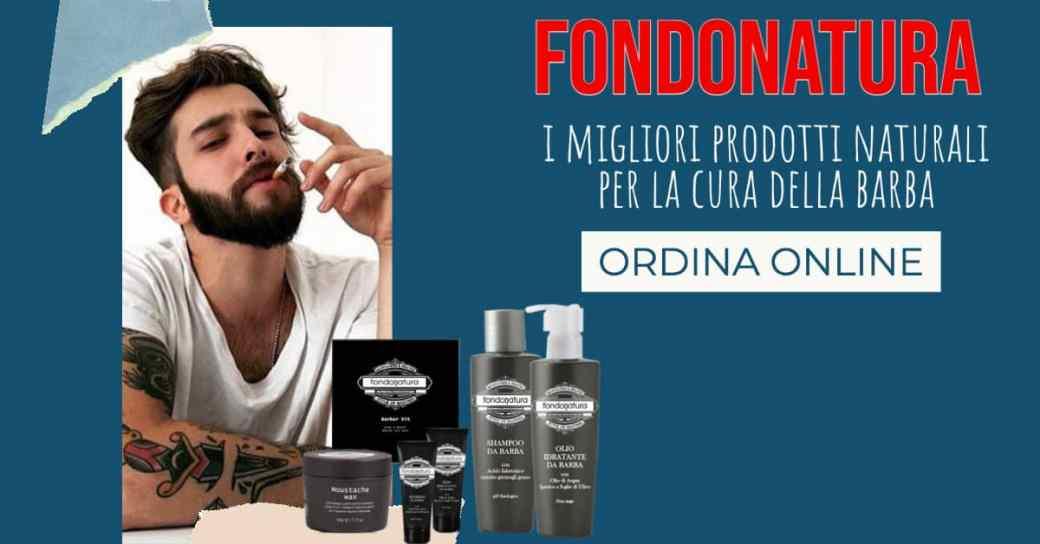 migliori prodotti naturali barba