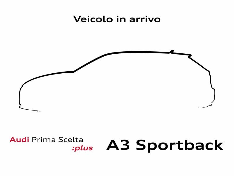 Audi A3 sportback 35 2.0 tdi admired 150cv s-tronic