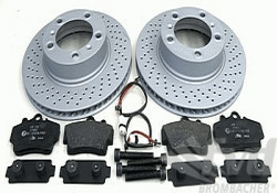 987-2 09-12 Cayman S Brake front