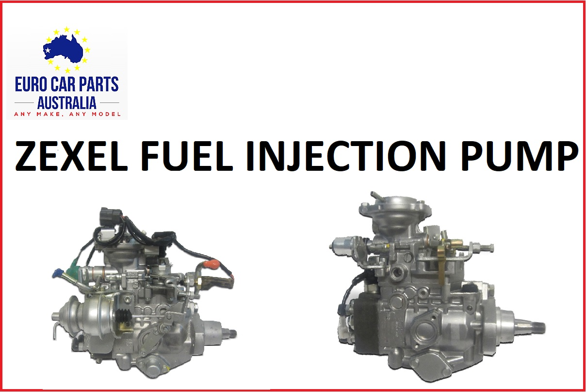 ZEXEL DIESEL FUEL INJECTION PUMP. NISSAN PATROL TD42 4