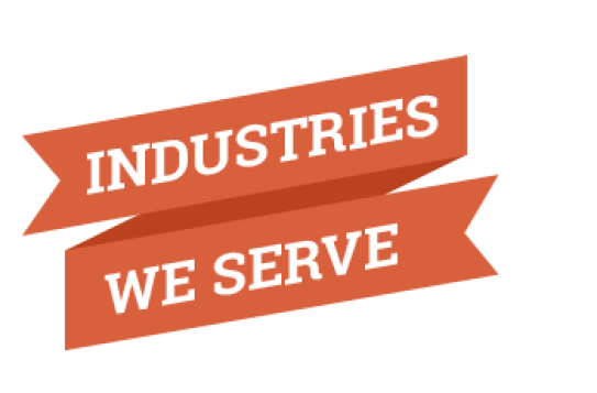 Image result: Industries We Serve With Think Expand Content Marketing Services