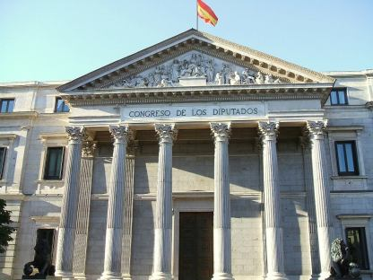 The Congress of Deputies...