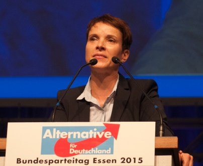 a.o. Bundesparteitag der Alternative für Deutschland am 4./5. Juli 2015 in Essen, Gruga Halle