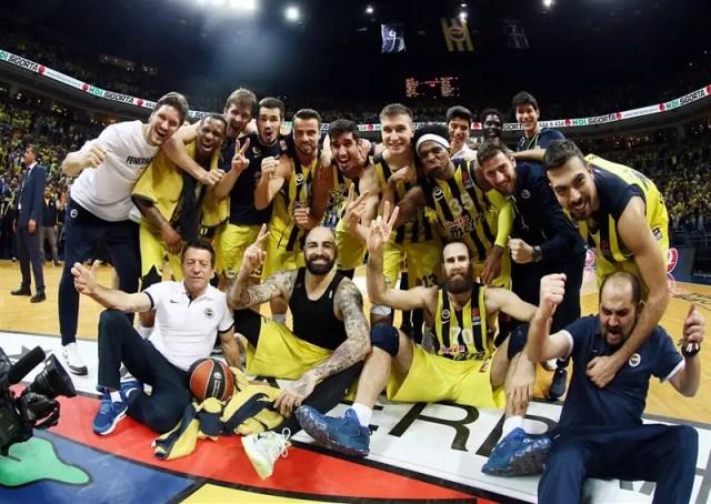 Fenerbahce vs Panathinaikos #3. La legge di Obradovic.