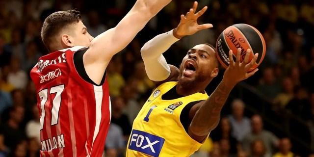 Difese ballerine e un Cole in grande spolvero, il Maccabi espugna il Forum