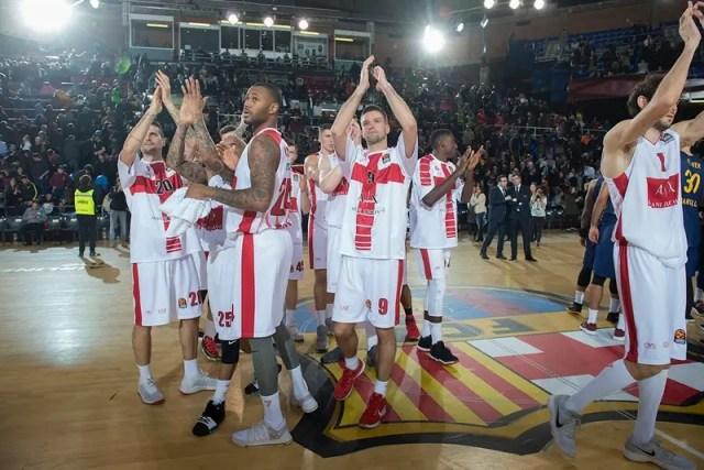 L'Olimpia vince quando meno te l'aspetti: espugnata Barcellona
