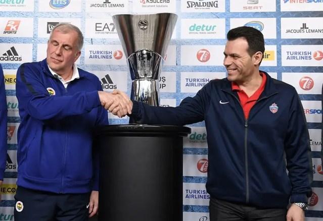«L'Eurolega è una lega di allenatori». Da non cambiare…