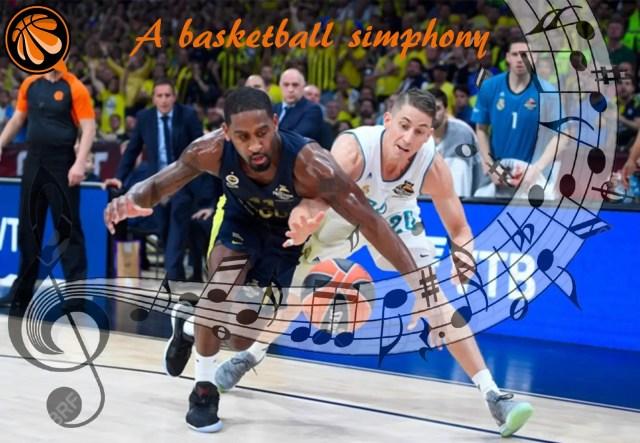 A basketball simphony