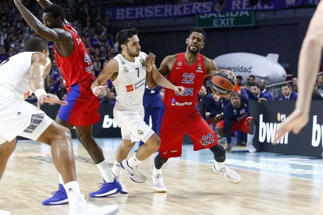 Equilibrio mentale e tecnico: un ottimo CSKA espugna Madrid
