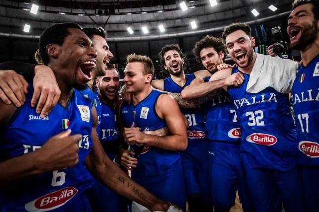 L'Italbasket sfata il tabù Lituania vincendo dopo 14 anni al PalaLeonessa