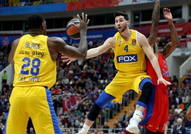 Il Maccabi controlla e schianta agevolmente il Darussafaka