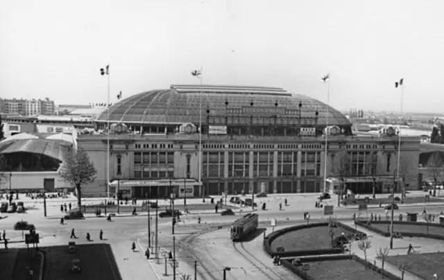 Palazzo Sport Fiera - primi anni 50