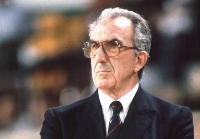 Il Punto di Toni Cappellari : Il mito Cesare Rubini, l'Olimpia che rinuncia a Mike James ed i nazionali ancora senza squadra