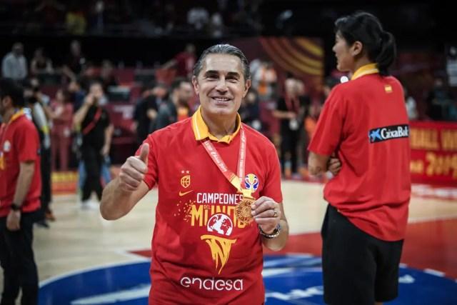 Fiba World Cup: la Spagna di Scariolo sale sul tetto del Mondo