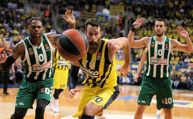 Tre differenti avversarie per l'Olimpia:  focus su Fenerbahçe, Panathinaikos e Stella Rossa