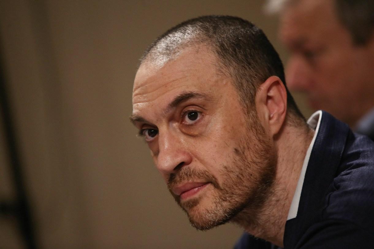 presentazione Vincenzo Esposito nuovo coach della Germani Basket Brescia