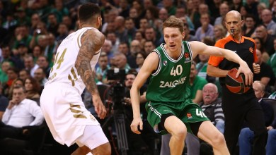LeDay e la difesa Zalgiris annichiliscono il Real Madrid