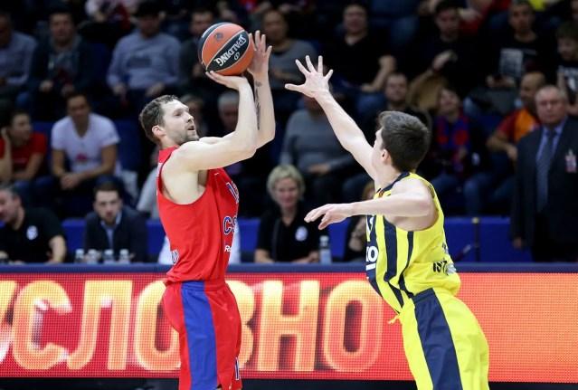 CSKA Mosca, si ferma Janis Strelnieks