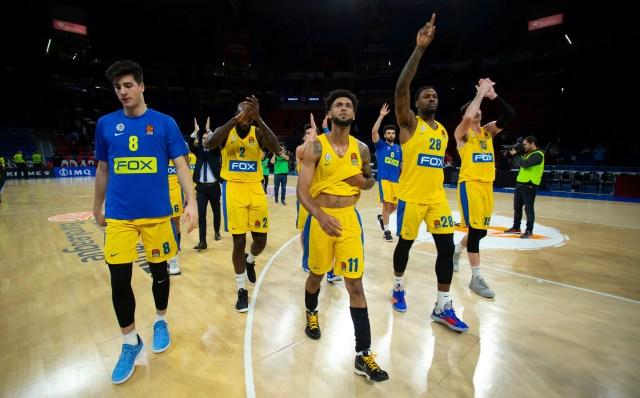 Maccabi ed Efes: settimana da brividi per l'Olimpia