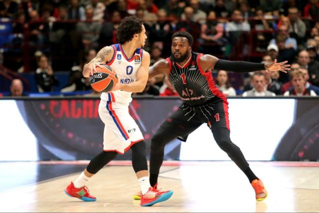 Shane Larkin è il giocatore del mese per Euroleague Basketball