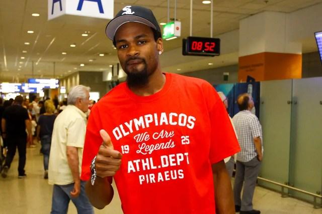 Kevin Punter dall'Olympiacos alla Stella Rossa? Per la stampa greca è fatta