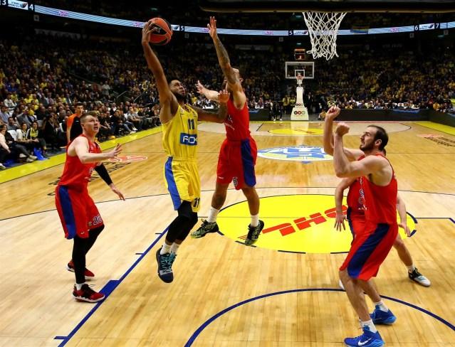 Tyler Dorsey: Fare canestro in Eurolega è molto più difficile che in NBA