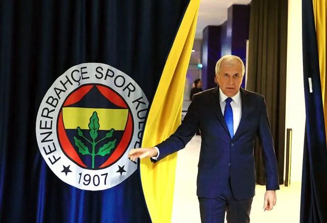 Il vice presidente del Fenerbahçe: Obradovic con noi finché lo vorrà