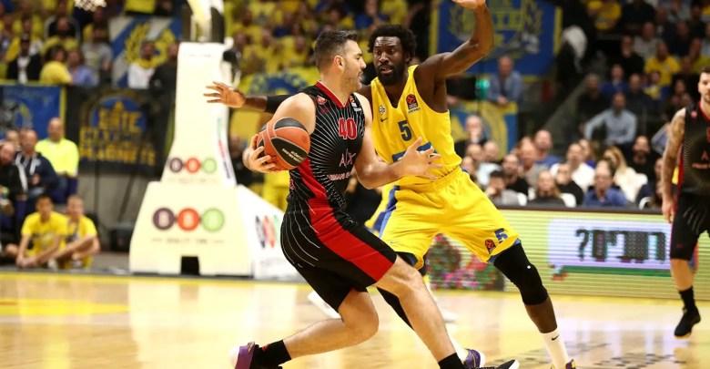 Atletismo e compatezza difensiva: ecco cos'ha in più il Maccabi rispetto all'Olimpia