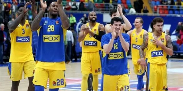 Gli infortuni del Maccabi, alla vigilia delle sfide con Barcellona ed Olimpia