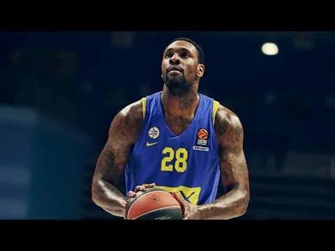 Maccabi : Tarik Black in campo entro 2-3 settimane