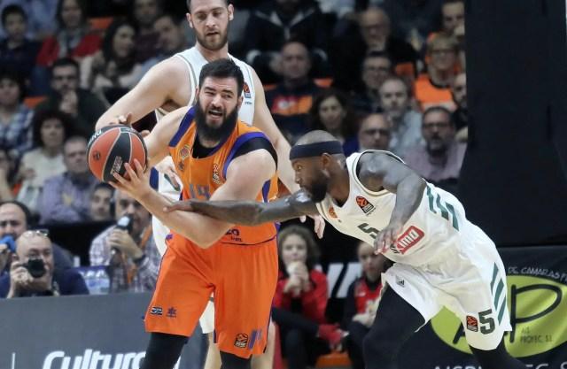 Bojan Dubljevic è MVP del Round 22. Dimitris Itoudis è il miglior Coach