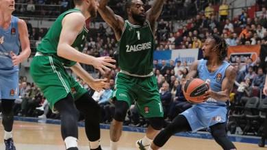 Lo Zenit difende e batte lo Zalgiris Kaunas