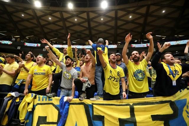 Il cuore Maccabi ferma la corsa dell'Efes: israeliani ufficialmente ai Playoffs