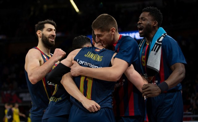 Il Baskonia vince all'ultimo respiro e rimane in corsa per i playoff