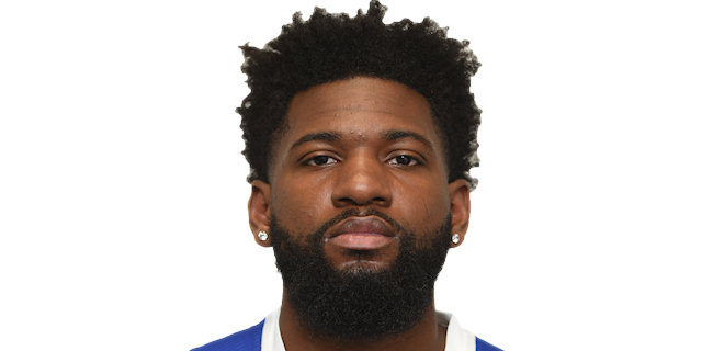 Hassan Martin vicino all'Olympiacos