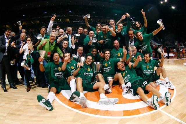 2009: la più grande Final 4 della storia celebra la leggenda di Obradovic