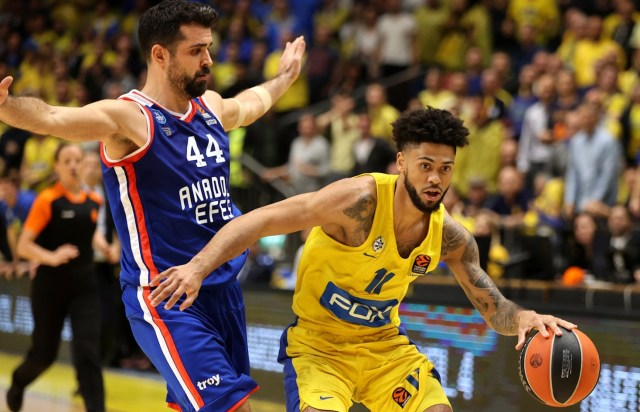 Flash mercato Maccabi: Tyler Dorsey rinnova, Tarik Black lascia