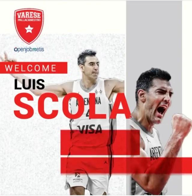 Il Punto di Toni Cappellari: l'effetto Luis Scola, i quotidiani sportivi ed il dramma dello sport italiano