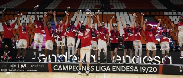 Il trionfo del Baskonia, la lezione della Liga Endesa