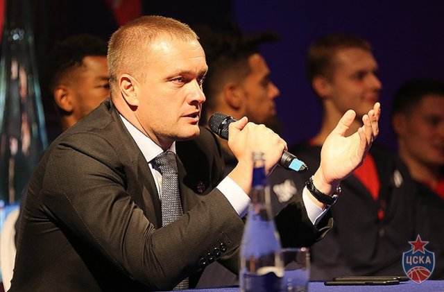 Andrey Vatutin, Cska: The pandemic changed so many things. Mike James is in the right environment