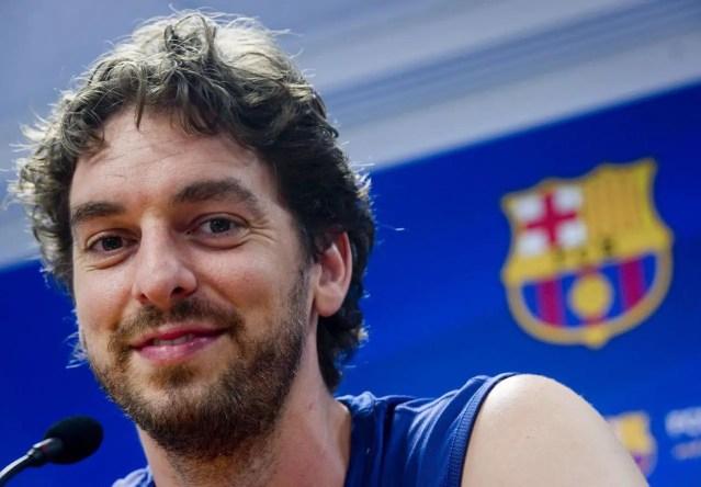 Pau Gasol al Barça? Intanto diventa papà…