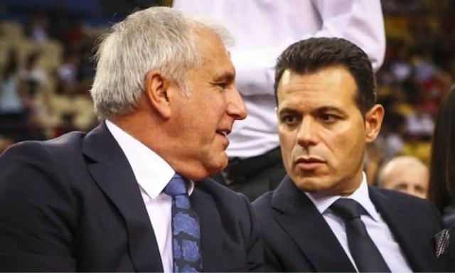 Obradovic: Oggi sono io che chiedo consigli ad Itoudis