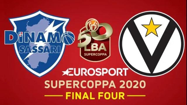 Eurosport Supercoppa 2020: La Virtus Bologna conquista la finale guidata dal professor Teodosic