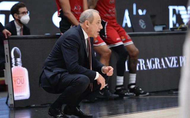 Olimpia Milano, Messina: Saranno fondamentali i rimbalzi e la difesa sui tiratori