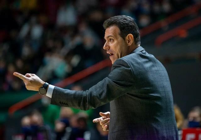 Dimitris Itoudis: Milano è una squadra di grandi tiratori, partita difficilissima