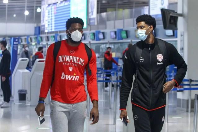 Olympiacos verso Tel Aviv: Martin sì, Harrison no | Eurodevotion